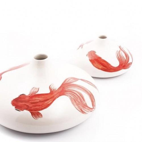 Balıklı Vazo